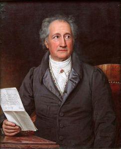 Goethe's portrait